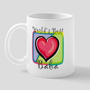 WB Grandma [Croatian] Mug